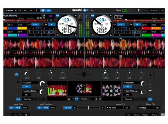 Software para DJ/Software DJ Serato Play