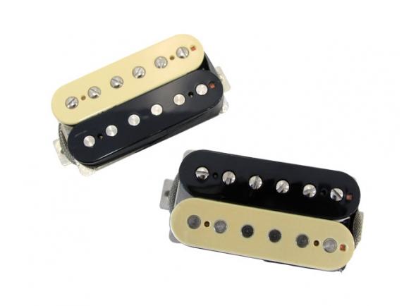 Captadores para guitarra elétrica Seymour Duncan  Pickup para Guitarra Elétrica  APH2S SET ZEBRA Alnico II PRO
