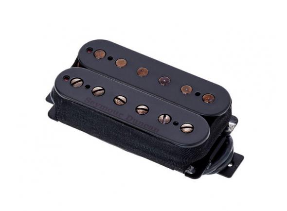 Captadores para guitarra elétrica Seymour Duncan  Pickup para Guitarra Elétrica  Nazgul Preto
