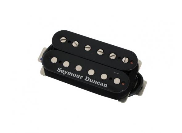 Captadores para guitarra elétrica Seymour Duncan  Pickup para Guitarra Elétrica  SH2N Preto Neck