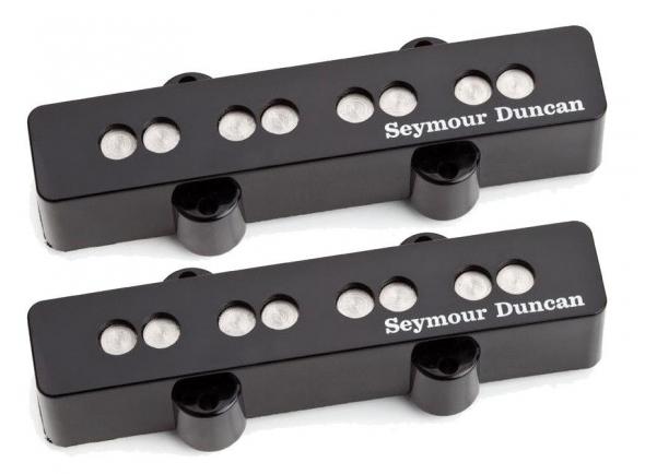 Captador J-Bass de 4 cordas Seymour Duncan Quarter Pound Jazz Bass Set