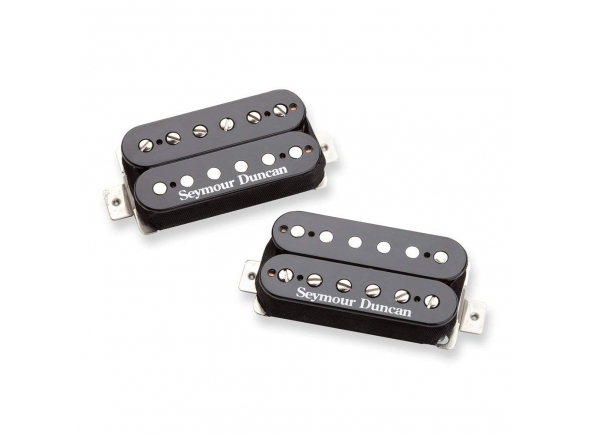 Captadores para guitarra elétrica Seymour Duncan SH-6 Set Distortion Mayhem