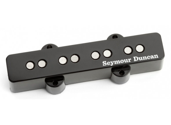 E-Bass/Captador J-Bass de 4 cordas Seymour Duncan  SJB-2B BLK