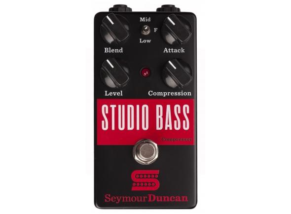 Compressor Seymour Duncan Studio Bass Compressor