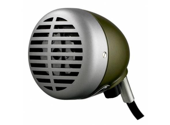 Microfone para instrumentos de sopro Shure 520 DX