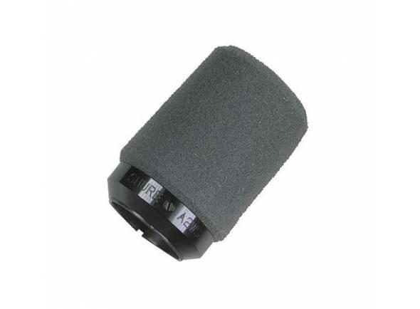 Protecção de vento para microfone Shure A2WS Gris