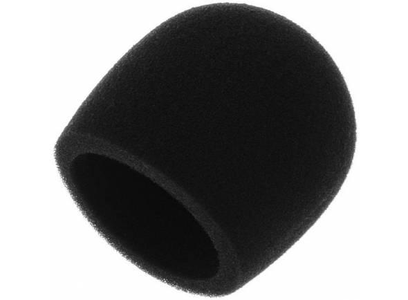Protecção de vento para microfone Shure A58WS BK
