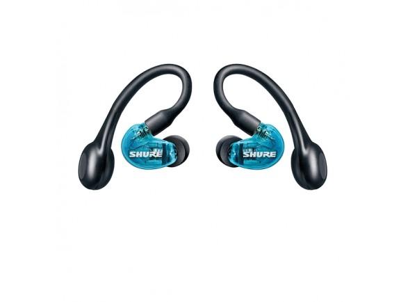 Auscultadores sem fio Shure AONIC 215-BL True Wireless