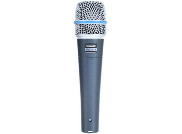 Microfone Vocal Dinâmico Shure BETA 57 A