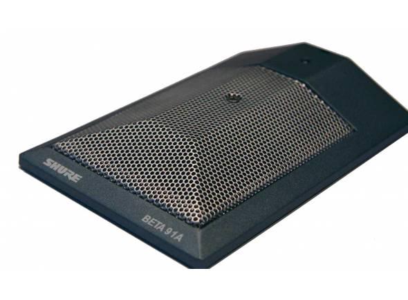 Microfone  para superfície  Shure BETA 91A