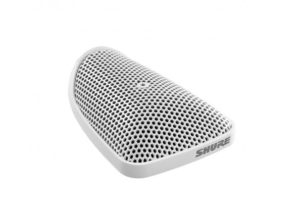 Microfone  para superfície  Shure Centraverse CVB W/C