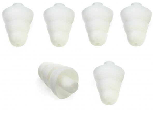 Componentes in-ear Shure EATFL1-6