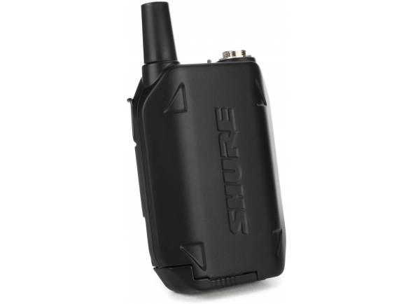Pocket e Recetor Shure GLXD1 Z2