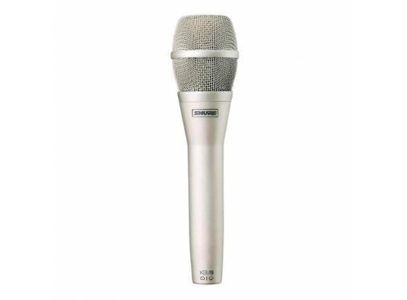 Microfone Vocal Condensador Shure KSM 9 SL
