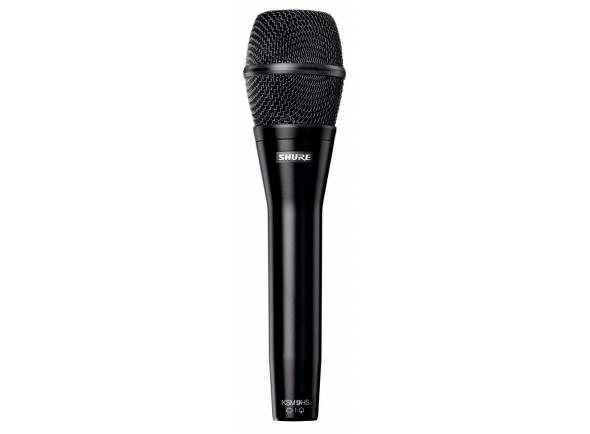 Microfone Vocal Condensador Shure KSM9HS