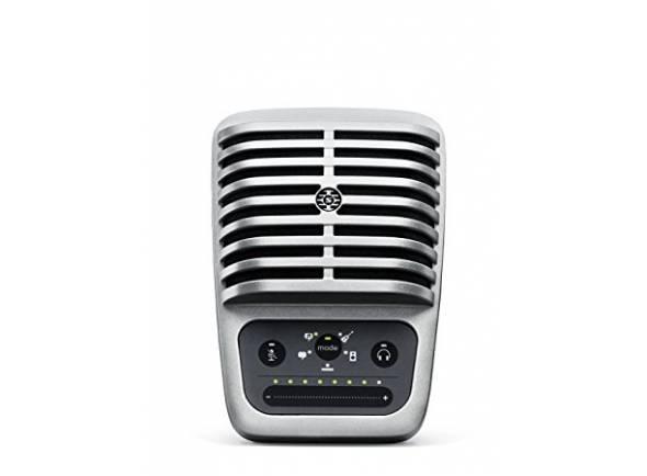 Microfones de estúdio Shure Motiv MV51