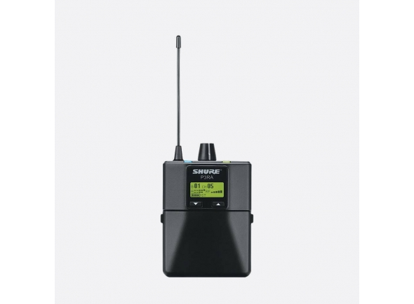 Componentes in-ear Shure P3RA PSM 300 K3E