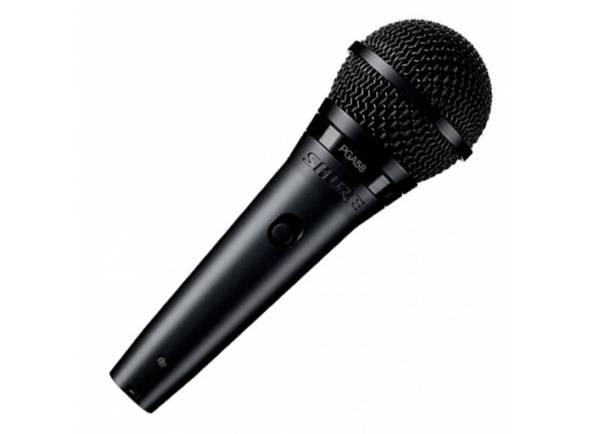 Microfone Vocal Dinâmico Shure PGA58