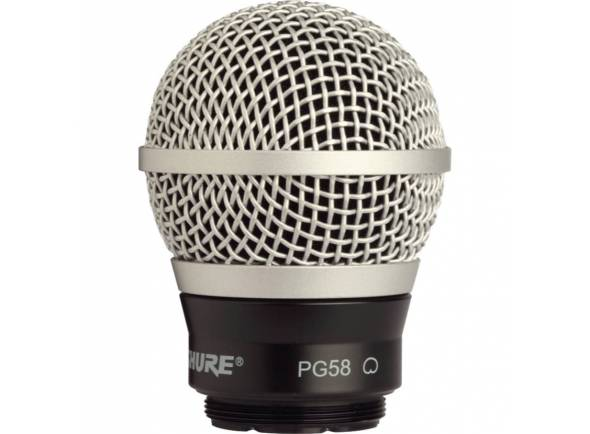 Cabeças para microfones Shure RPW110