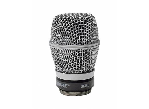 Cabeças para microfones Shure RPW114
