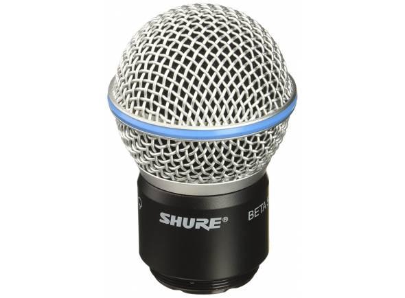 Cabeças para microfones Shure RPW118