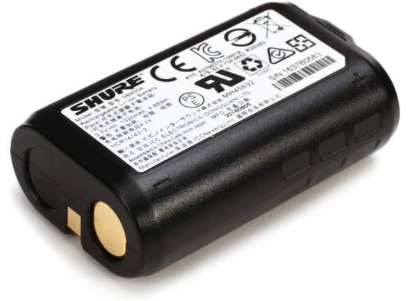 Pocket e Recetor Shure SB900A