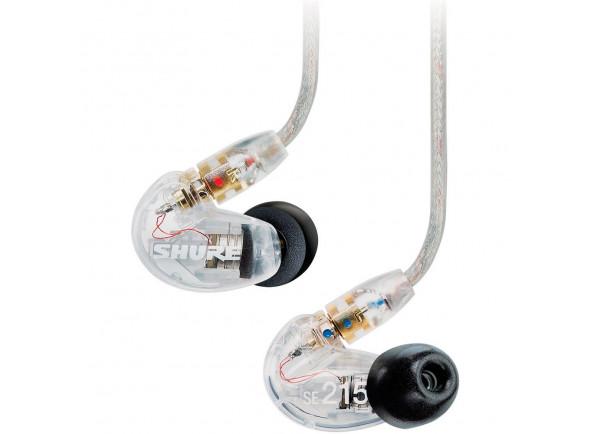 In-Ear Shure SE215-CL B-Stock