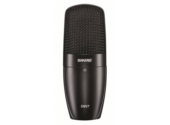 Microfones de estúdio Shure SM27