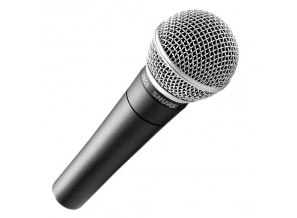 Microfone Vocal Dinâmico Shure SM58 LC B-Stock