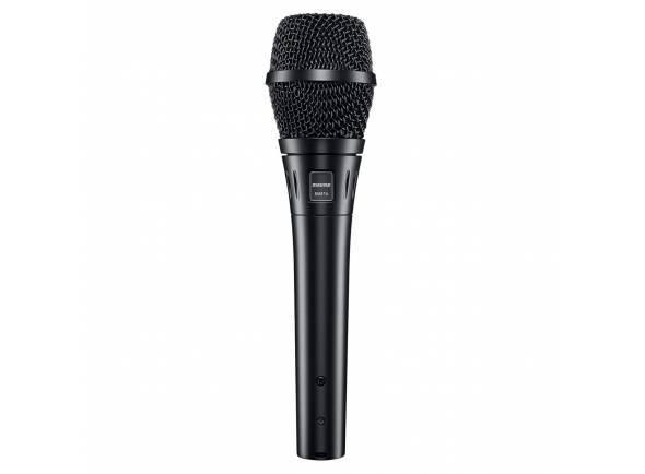 Microfone Vocal Condensador Shure SM87A