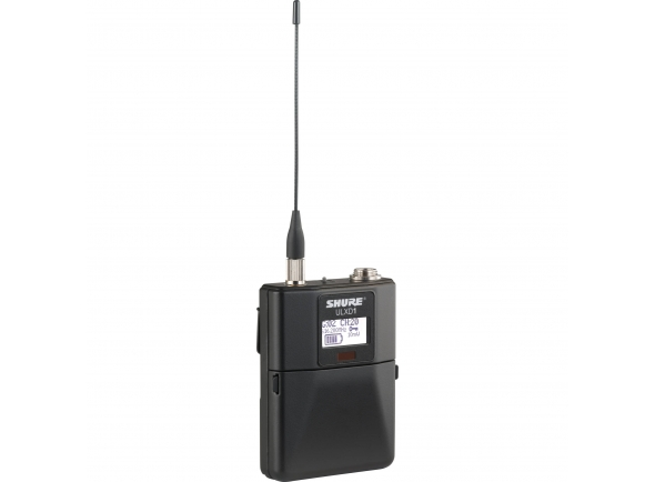 Pocket e Recetor Shure ULXD1