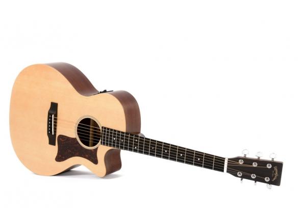 Guitarra acústica/Outras guitarras acústicas Sigma Guitars GMC-STE+
