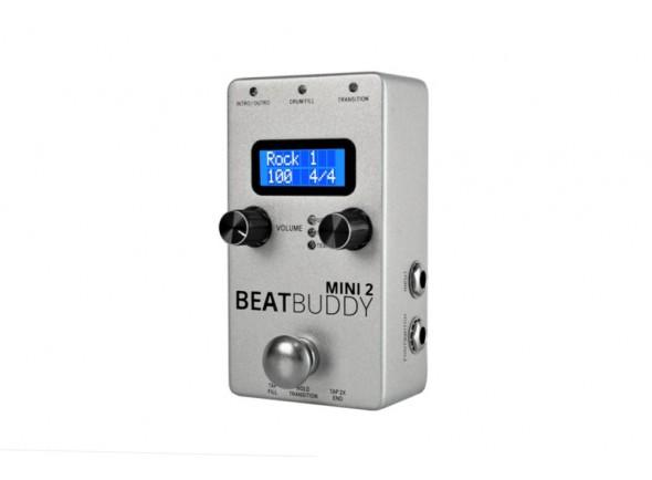 Pedal de Efeitos/Sintetizadores e Samplers Singular Sound  BeatBuddy Mini 2