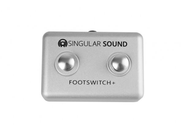 Pedal de efeito Comutador/Comutadores Singular Sound Footswitch+