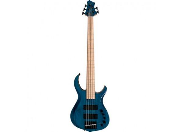 Baixo Elétrico/Baixo de 5 Cordas Sire   Guitars M2-5 (2ND GEN) TBL Trans Blue