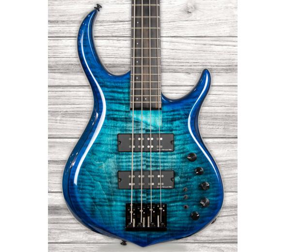 Baixo Elétrico/Baixo de 4 Cordas Sire   Guitars M7 Alder-4 (2ND GEN) TBL Trans Blue
