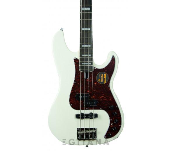 Baixos Marcus Miller Baixo de 4 Cordas Sire Marcus Miller P7 4st Alder 2nd Generation Antique White