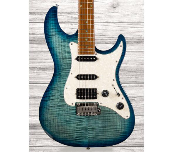 Guitarras formato ST Sire LARRY CARLTON S7 FM TBL