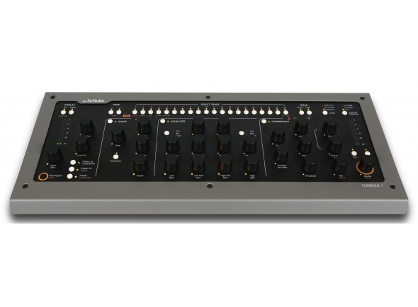 Controladores de DAW Softube Console 1 Mk 2