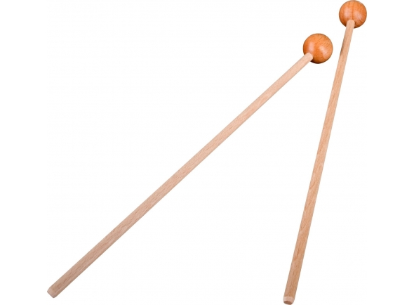 Instrumento Orff Sonor SCH40 Wooden Headed Mallets