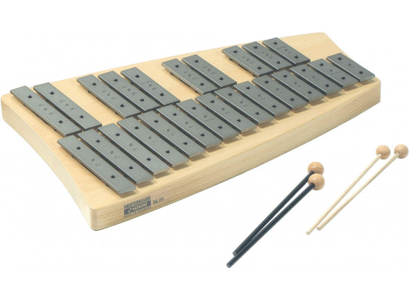 Instrumento Orff Sonor SG 25 Soprano Glockenspiel