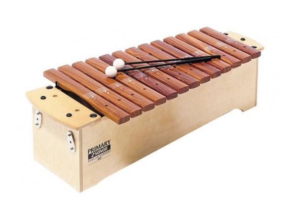 Instrumento Orff Sonor Xilofone AXP1 Primary Line Tenor/Alto Diatónico
