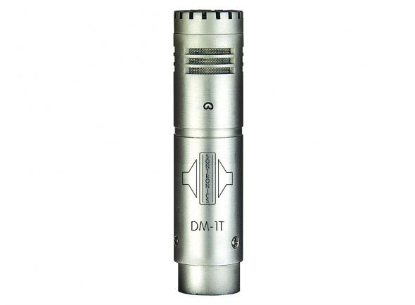 Microfone condensador membrana pequena Sontronics DM-1T