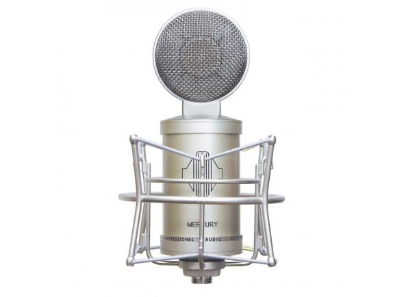 Microfone de membrana grande Sontronics Mercury