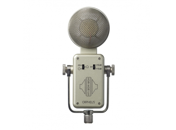 Microfone de membrana grande Sontronics Orpheus