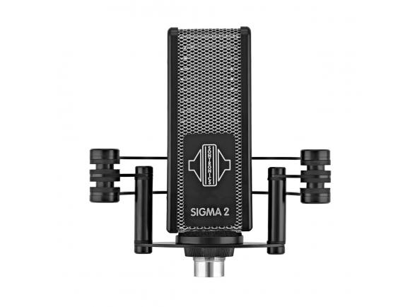 Microfones de fita/Microfones de estúdio Sontronics Sigma 2