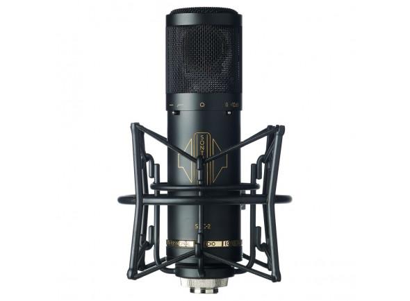 Microfone de membrana grande Sontronics STC-2 black