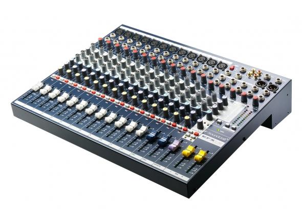 Mesa de Mistura Analógica Soundcraft EFX 12