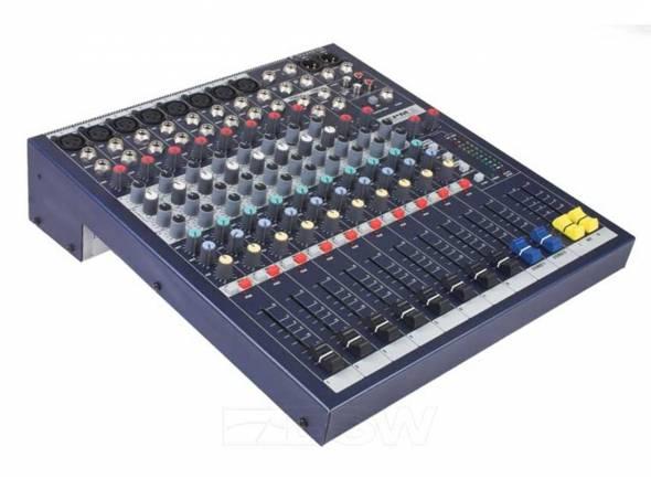 Mesa de Mistura Analógica Soundcraft EPM 12