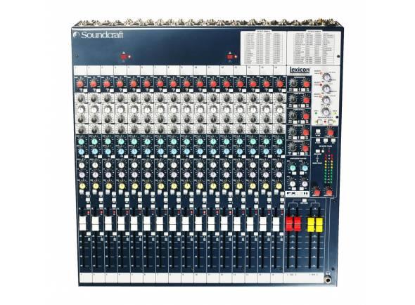 Mesa de Mistura Analógica Soundcraft FX 16 II